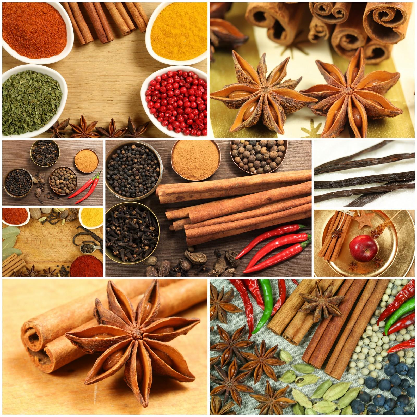 Tableau deco cuisine epices id e inspirante for Epices de cuisine