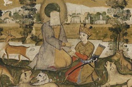 Mohamed-prophete-islam-oleg-grabar