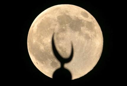 MosquéeLunePakistan
